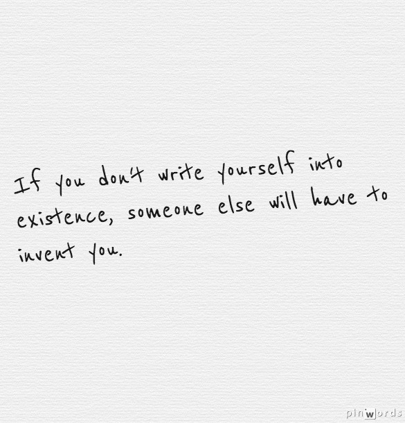 writeyourself